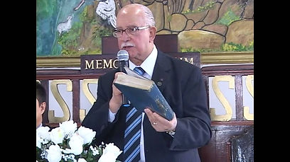 Reverendo Izaías Maciel