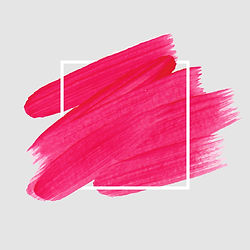 Hot Pink Water Color In White Block.jpeg