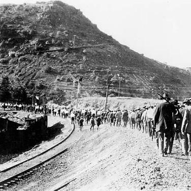 The Bisbee Deportation