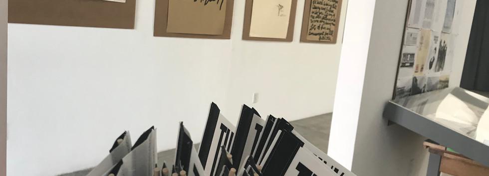 Gallery shot Cornelius Projects San Pedro