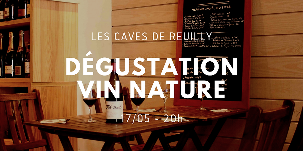 Dégustation découverte du vin nature