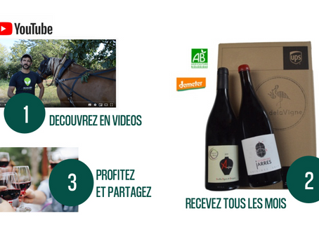 Les box de vin au naturel