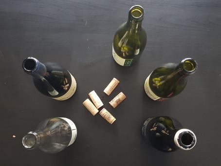 Une dégustation pour comprendre le vin nature