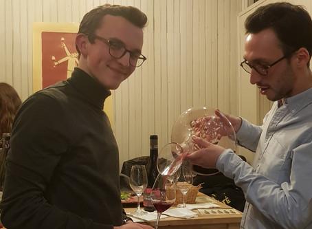 Initiation au vin nature aux Caves de Reuilly