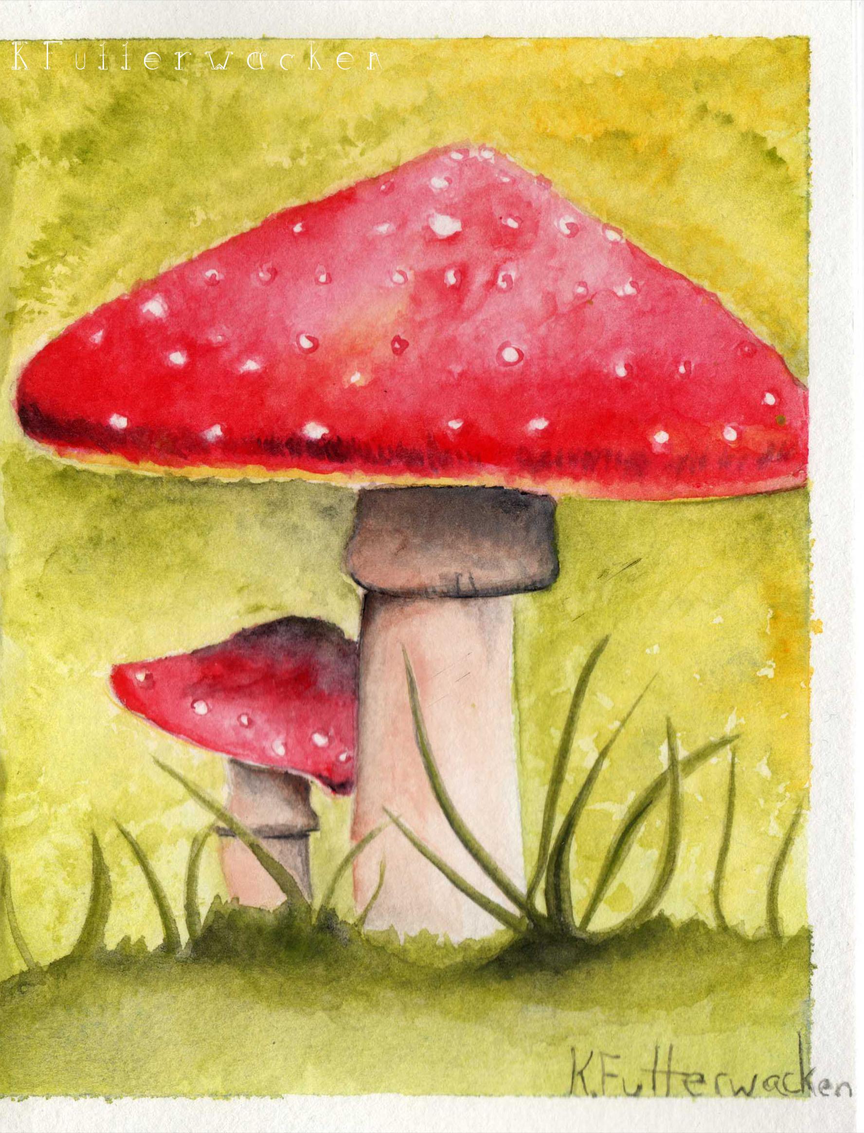 Muschroom Card