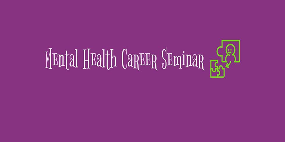 Student Mental Health Career Summit