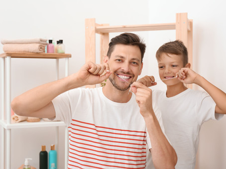 Do You Floss or Brush First? Which is Best, With Your Portland, OR General & Family Dentist