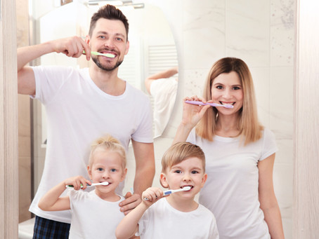 Do You Floss or Brush First? Which is Best, With Your Salem, OR General & Family Dentist