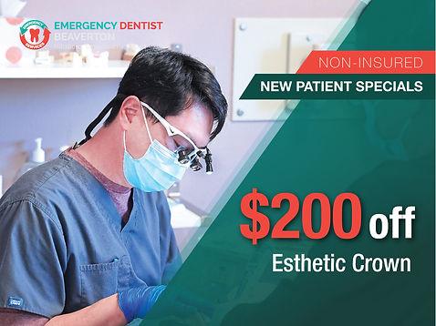 Sunrise Emergency Dentist of Beaverton_Esthetic Crown.jpg