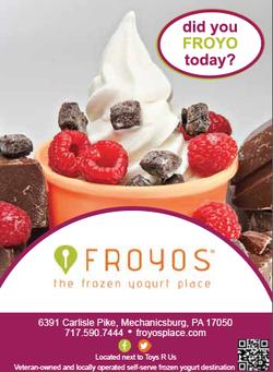 FROYOS Advertisement