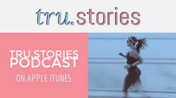 Tru.Stories Podcast Header Grey