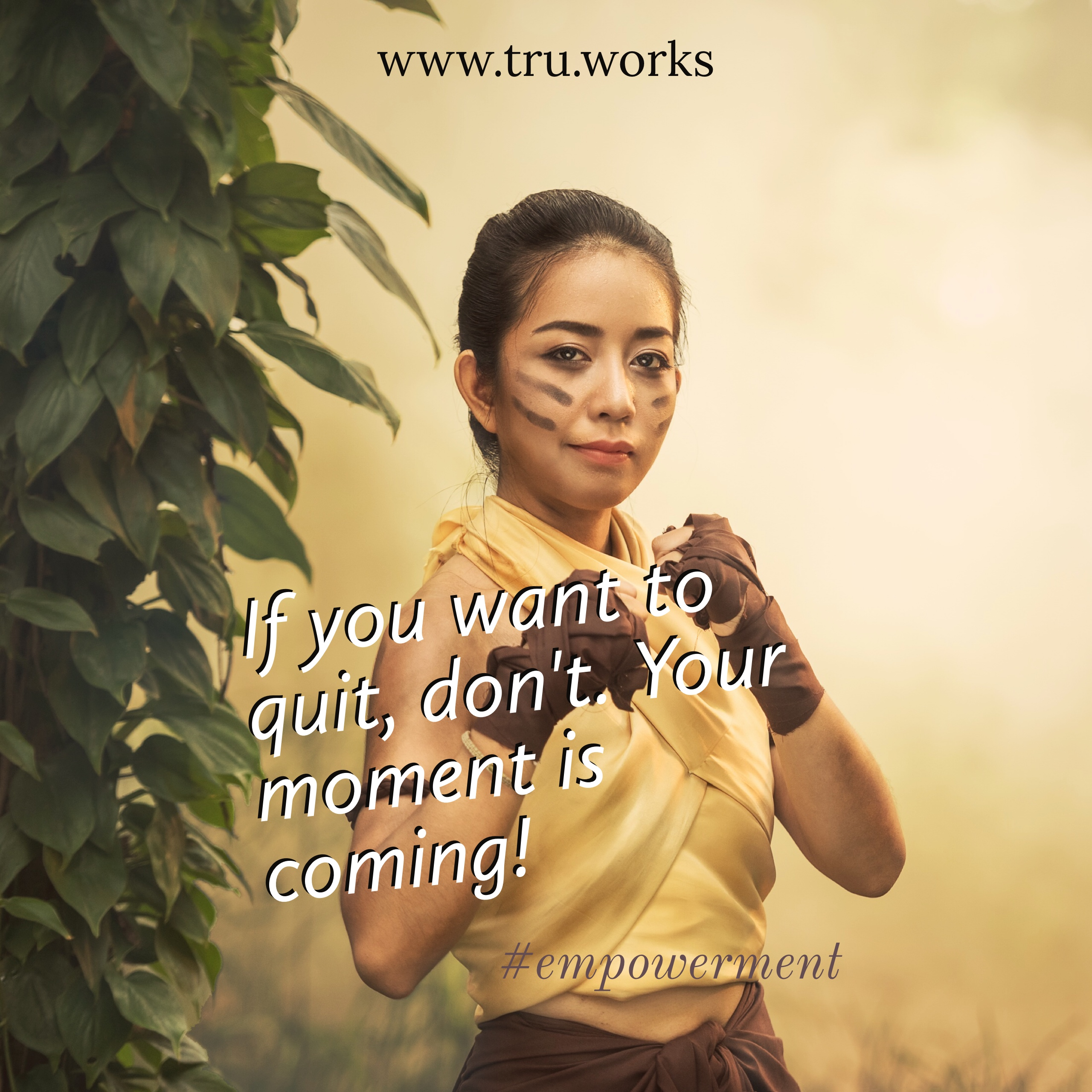 Don't Quit Just Yet