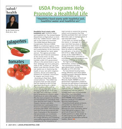 USDA Article