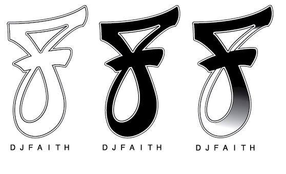 DJ Faith Logo