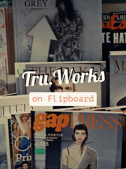 Flipboard Ad for Newsletter