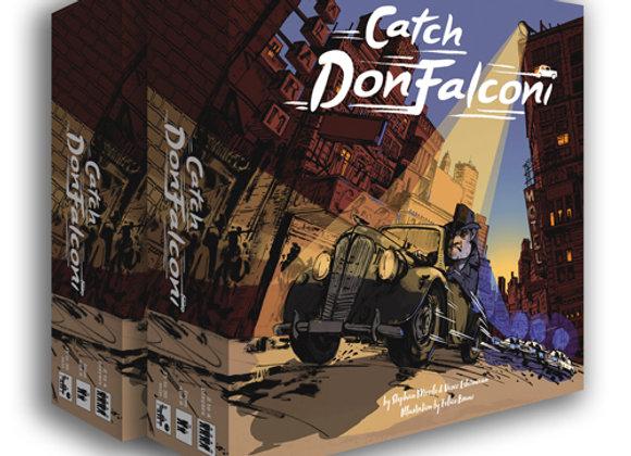 2x Catch Don Falconi