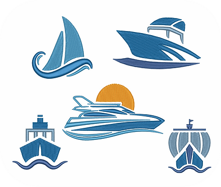 BOAT 2 VALUE PACK (ALL 21 DESIGNS)