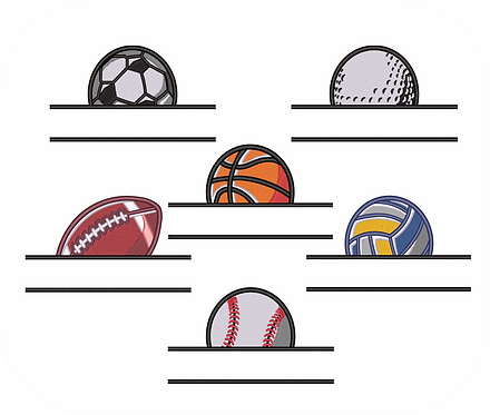 SPORTS TOPPERS 1 VALUE PACK (ALL 12 DESIGNS)