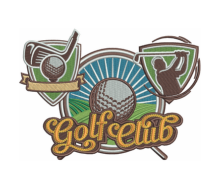 GOLF VALUE PACK (ALL 9 DESIGNS)