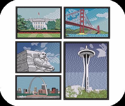American Landmarks 1