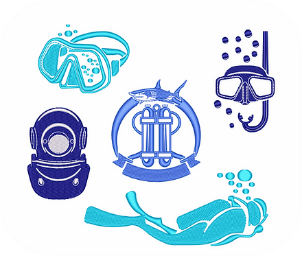 WATER SPORTS 2 VALUE PACK (ALL 16 DESIGNS)