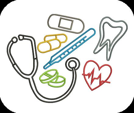 MEDICAL VALUE PACK (ALL 23 DESIGNS)