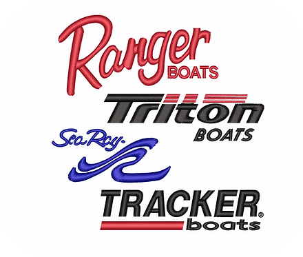 BOAT BRANDS #2 VALUE PACK (ALL 27 DESIGNS)