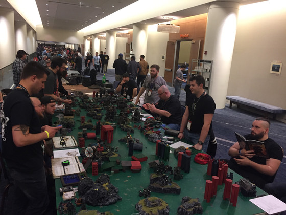 Survived Adepticon 2019 and the Way of the Brush Meet & Battle