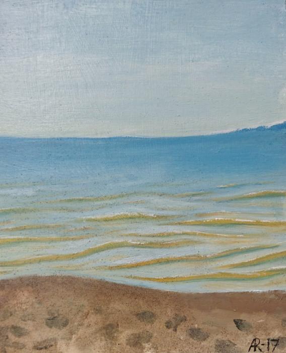 Yyterin hiekkaa