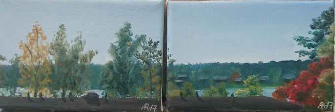 View from Kankaanpää