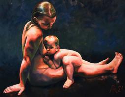 Madonna ja lapsi 2021