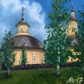 Vimpeli Church