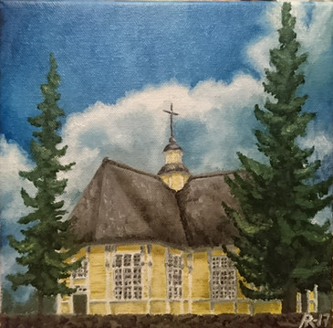 Lappajärvi Church