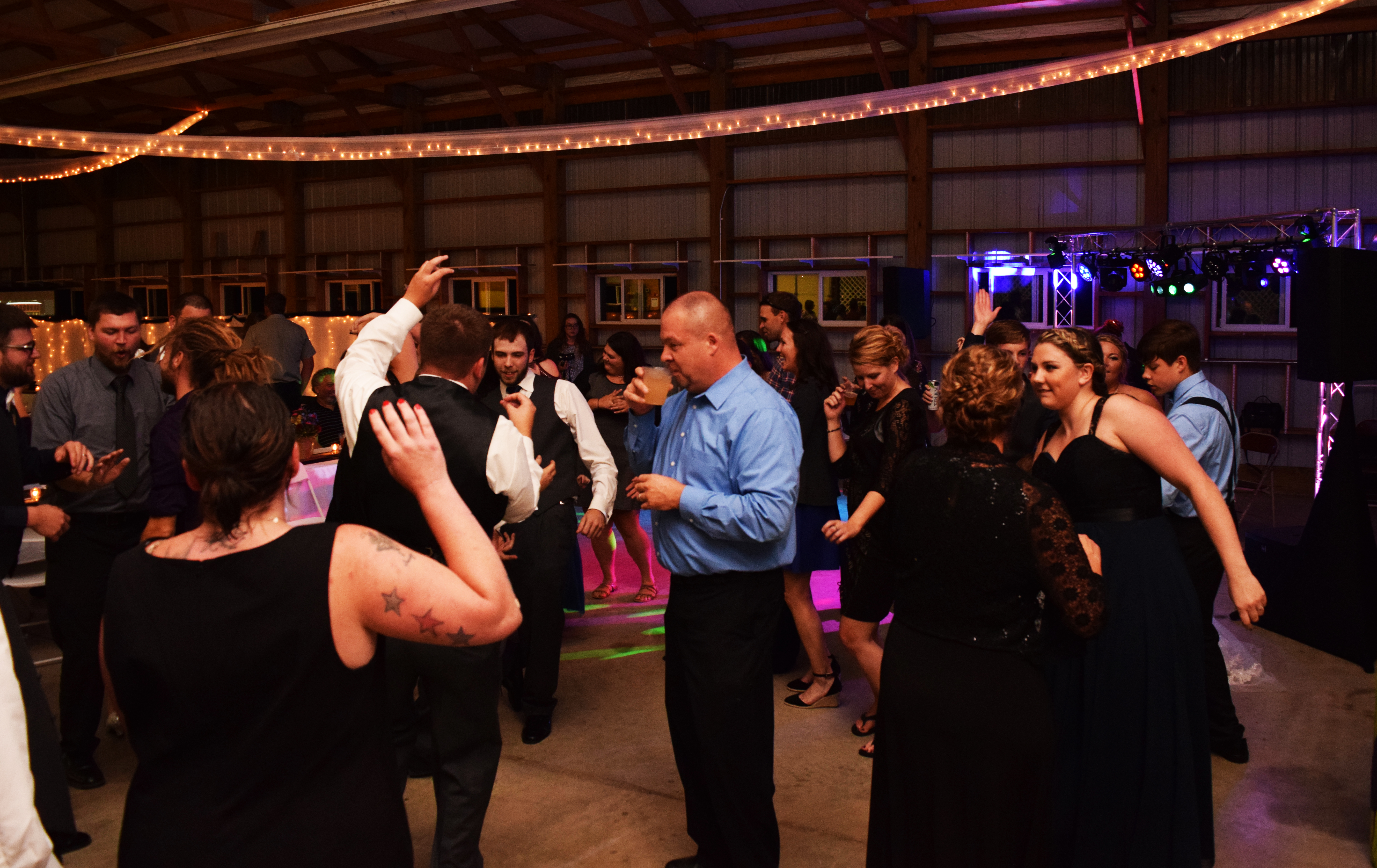 Karl Wedding 2016 Dance