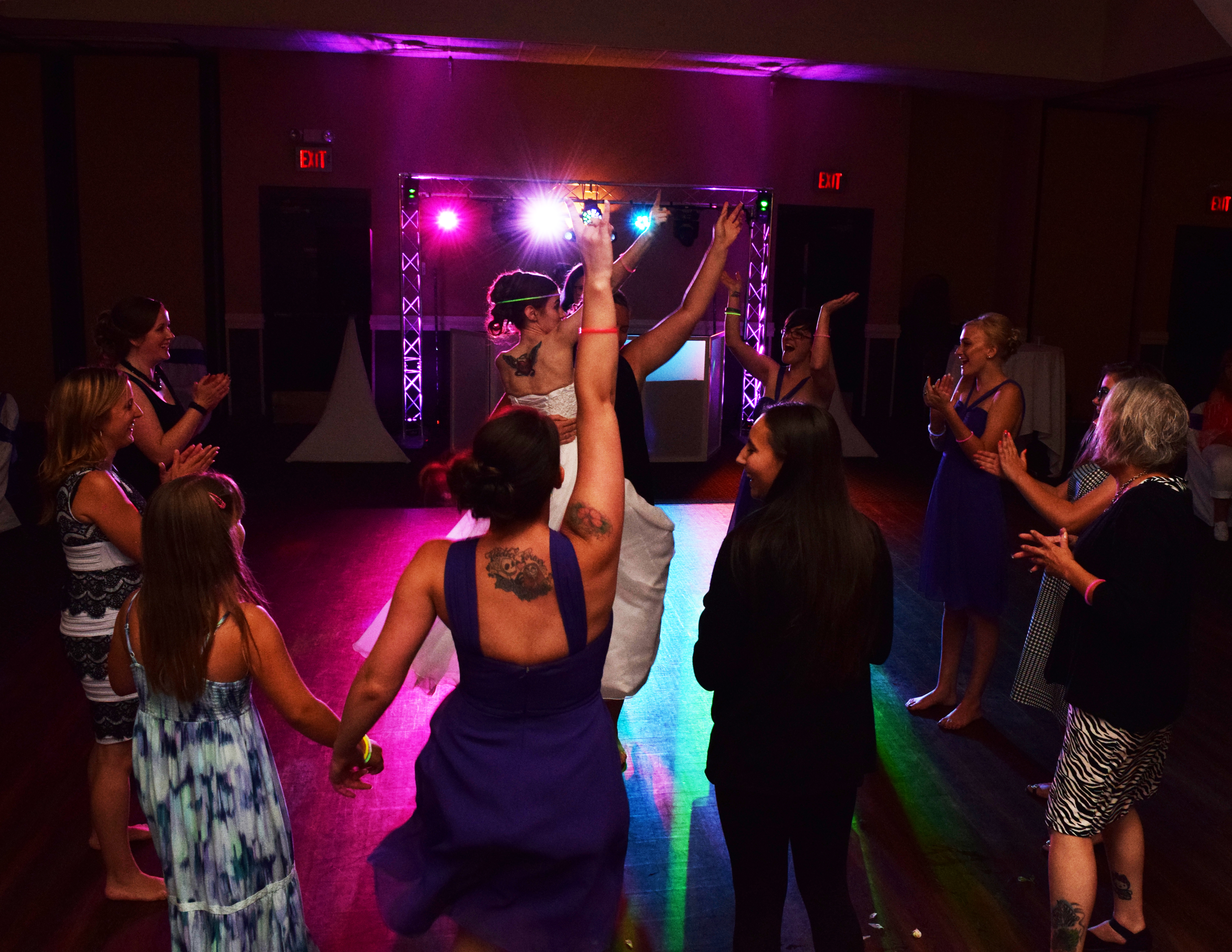 Taylor Wedding 2016 Dance 2