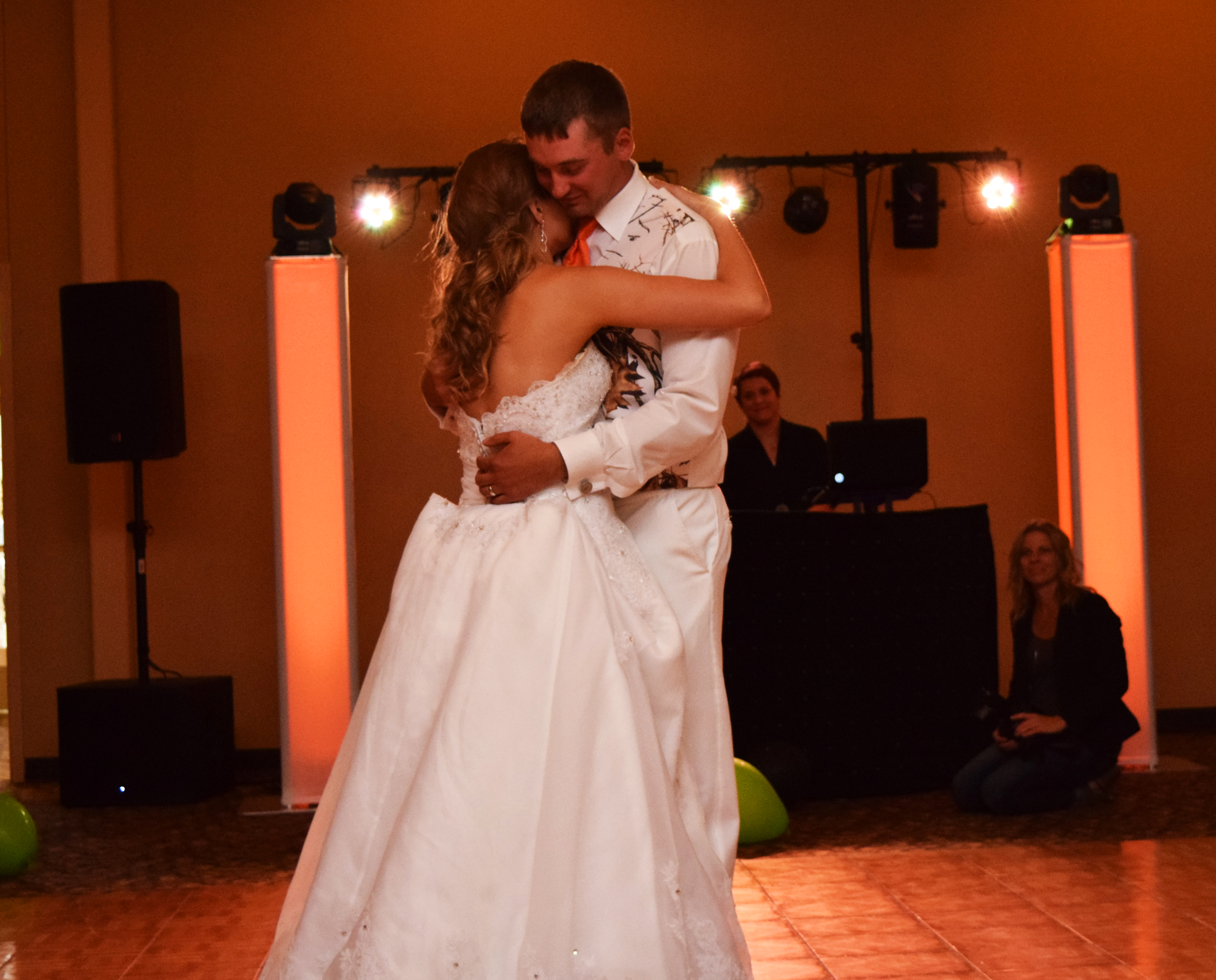 Nelson Wedding 2017 First Dance