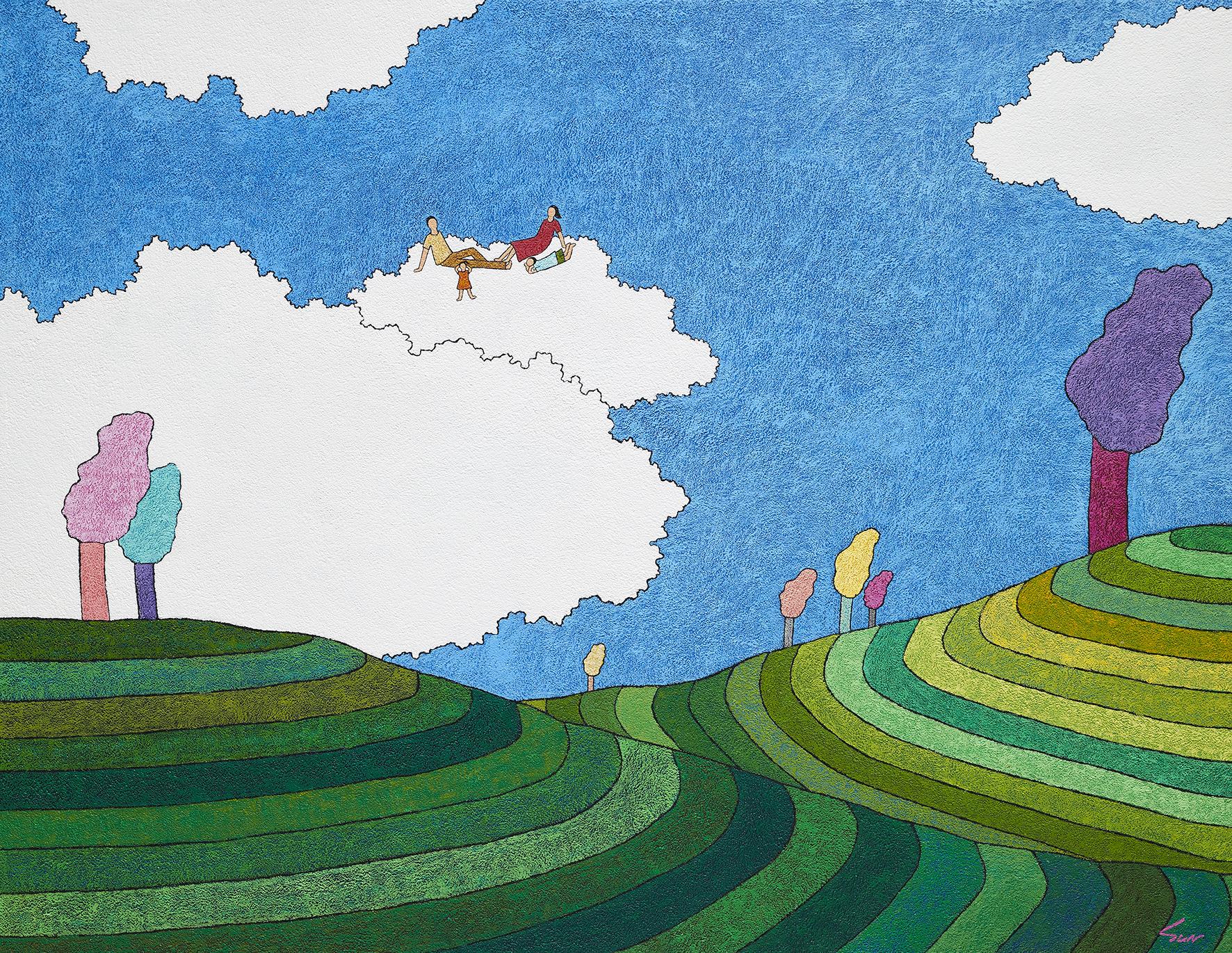 김선옥|happy trip-구름 따라서Ⅲ