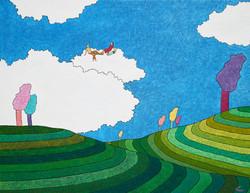 김선옥 happy trip-구름 따라서Ⅲ