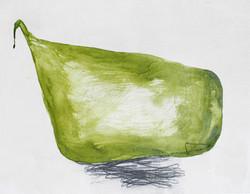 오무  Green Moon Whale