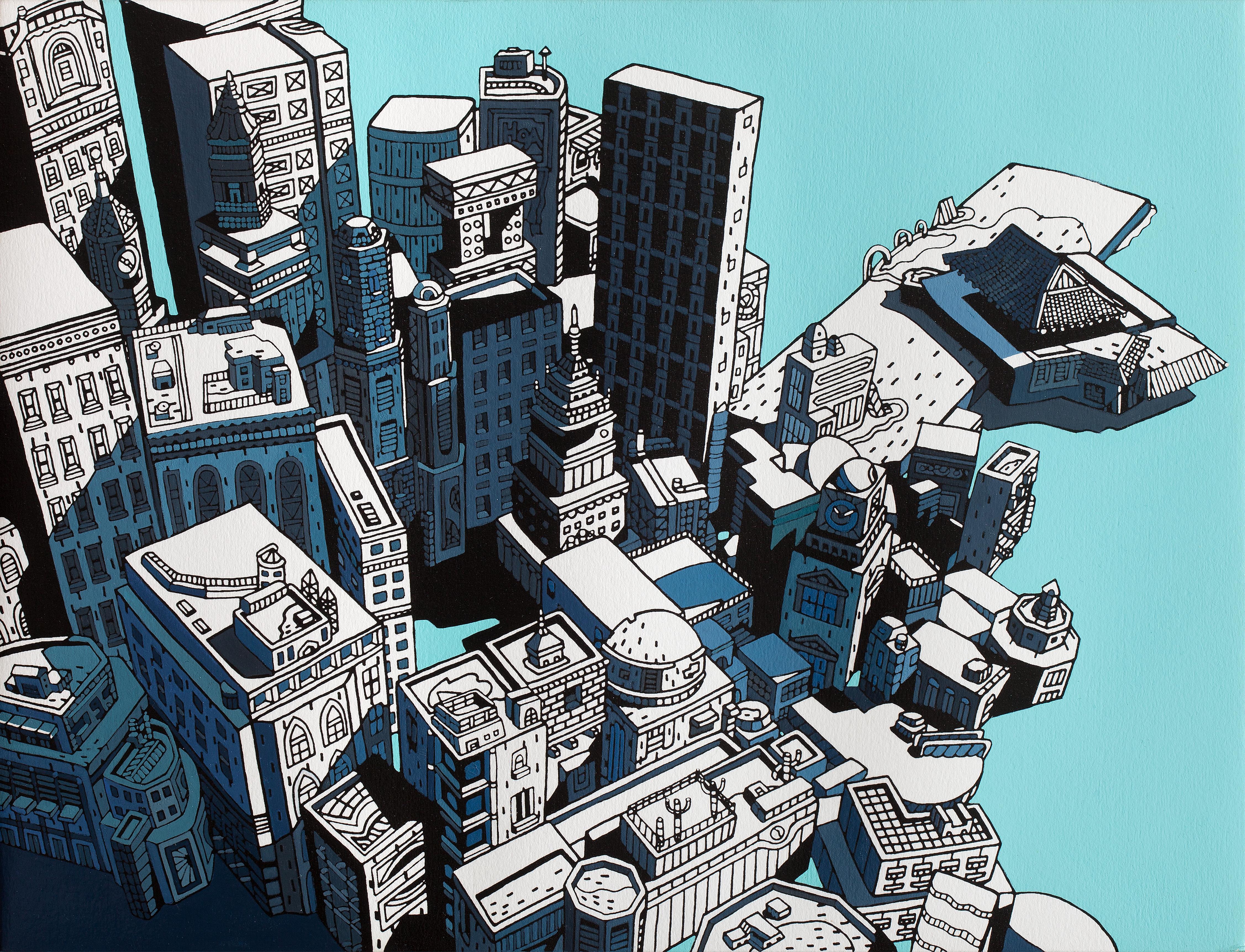 이언정 - CITY 21