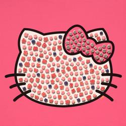 TCK20호_동심키티Childlike Kitty C160417C, Think on Canvas, 60x60cm, 2016