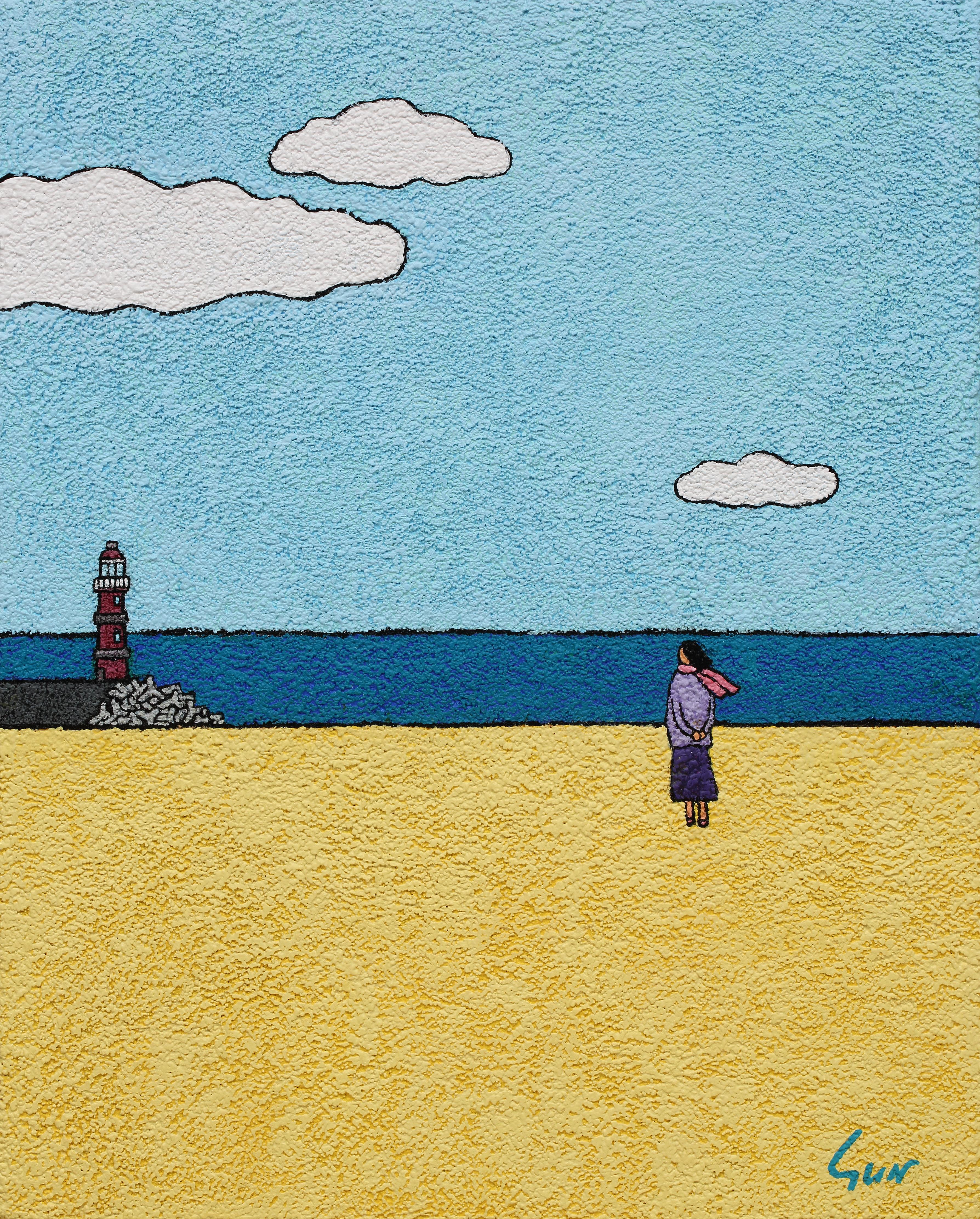 김선옥|먼 바다