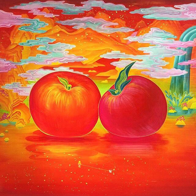김현주 Fruits Paradise