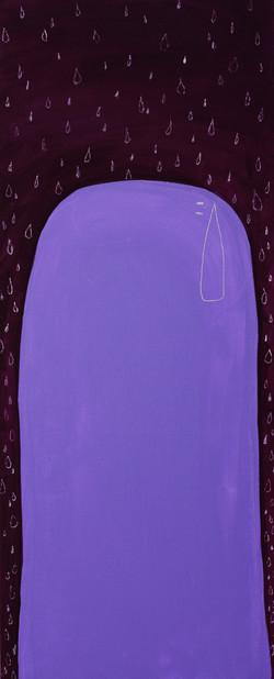 오무 Purple rain