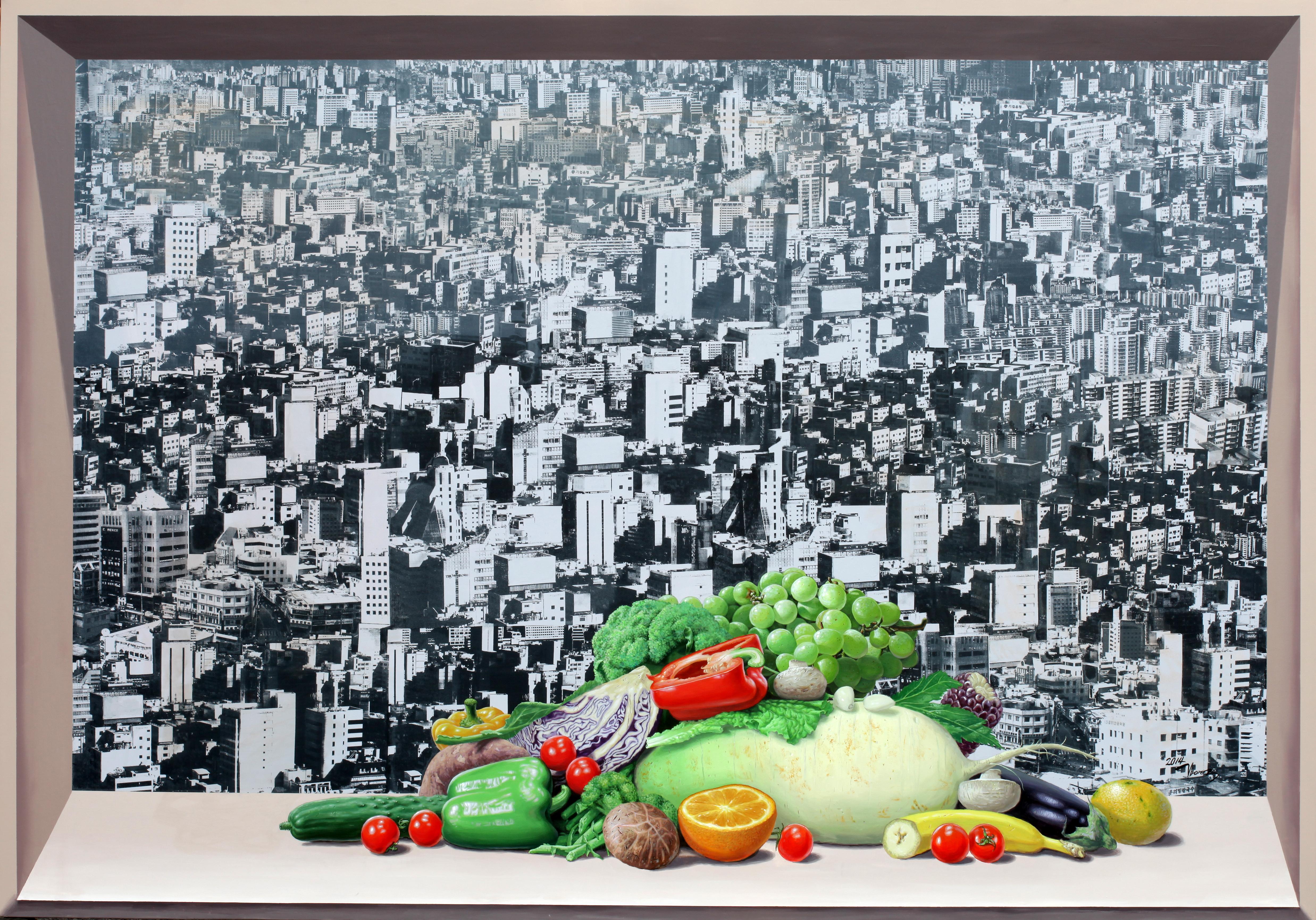 김영구 Frame-city-Vegetarian2