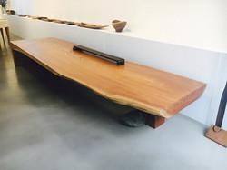 느티나무 좌식테이블