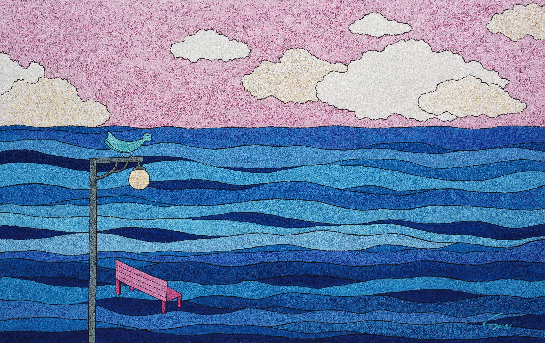 김선옥|푸른 위로