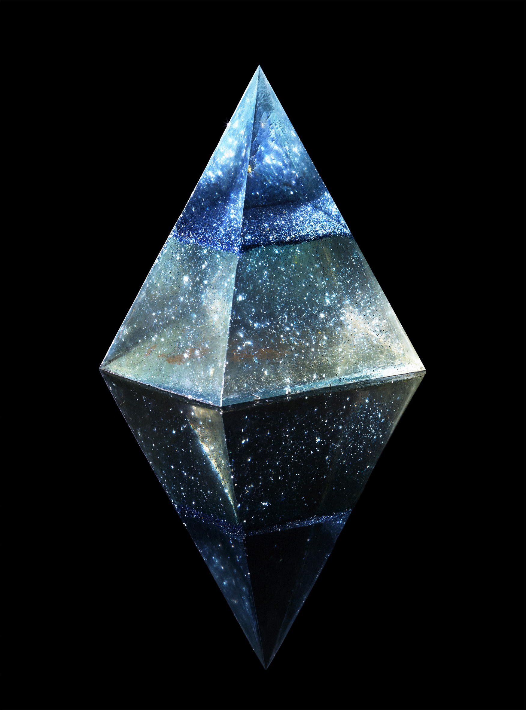 Pyramid, space of illusion_01,Casting,Pigment Print,80x60,2014 1,200,000