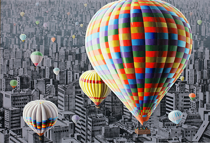 김영구 The city2018-seeing-fly3