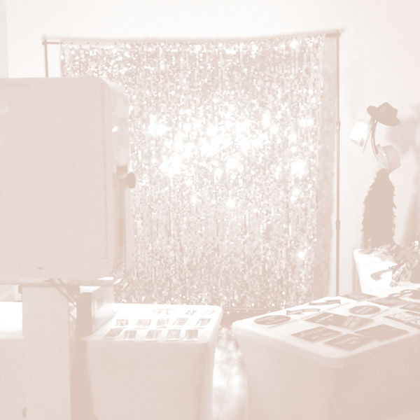 modern open photo booth setup for ILLUMINATE South Florida, the best photo booth company in Fort Lauderdale, Broward, Miami Dade, and Palm Beach County for private events & celebrations and corporate events and branded activations